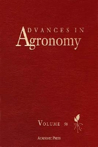 Advances in Agronomy, 1st Edition,Donald Sparks,ISBN9780120007585