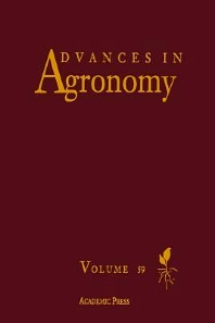 Advances in Agronomy, 1st Edition,Donald L Sparks,ISBN9780120007592