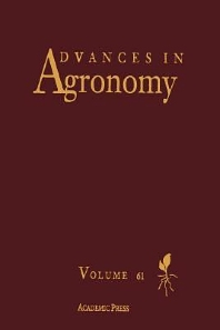 Advances in Agronomy, 1st Edition,Donald Sparks,ISBN9780120007615