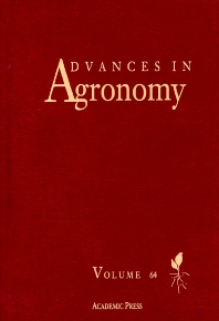 Advances in Agronomy, 1st Edition,Donald L Sparks,ISBN9780120007646