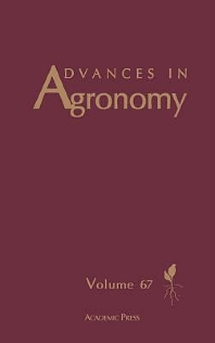 Advances in Agronomy, 1st Edition,Donald L Sparks,ISBN9780120007677