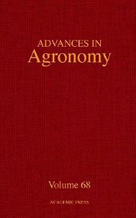 Advances in Agronomy, 1st Edition,Donald Sparks,ISBN9780120007684