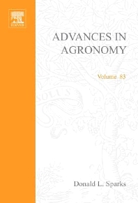 Advances in Agronomy, 1st Edition,Donald L Sparks,ISBN9780120007813