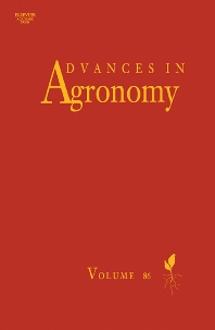Advances in Agronomy, 1st Edition,Donald Sparks,ISBN9780120007844