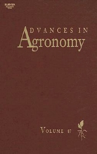 Advances in Agronomy, 1st Edition,Donald L Sparks,ISBN9780120007851