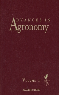 Advances in Agronomy, 1st Edition,Donald L Sparks,ISBN9780120007936