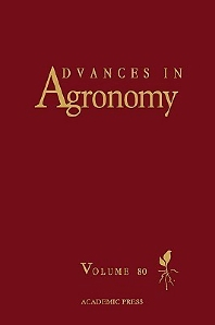 Advances in Agronomy, 1st Edition,Donald L Sparks,ISBN9780120007981