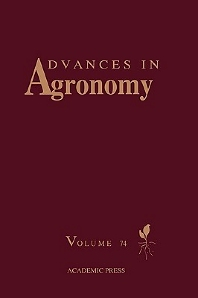 Advances in Agronomy, 1st Edition,Donald L Sparks,ISBN9780120007998