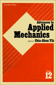 Advances in Applied Mechanics - 1st Edition - ISBN: 9780120020126, 9780080563909