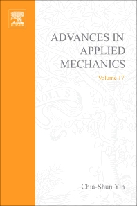 Advances in Applied Mechanics - 1st Edition - ISBN: 9780120020171, 9780080563954