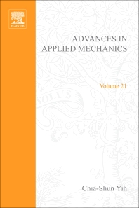 Advances in Applied Mechanics - 1st Edition - ISBN: 9780120020218, 9780080563992