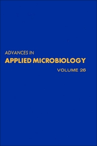Cover image for Advances in Applied Microbiology