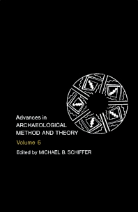 Advances in Archaeological Method and Theory - 1st Edition - ISBN: 9780120031061, 9781483294292