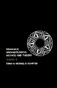 Advances in Archaeological Method and Theory - 1st Edition - ISBN: 9780120031092, 9781483214849