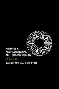 Advances in Archaeological Method and Theory - 1st Edition - ISBN: 9780120031108, 9781483294285