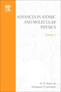 Advances in Atomic and Molecular Physics - 1st Edition - ISBN: 9780120038039, 9780080564630