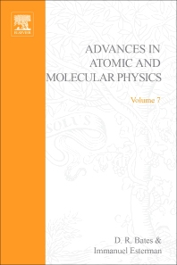 Advances in Atomic and Molecular Physics - 1st Edition - ISBN: 9780120038077, 9780080564678