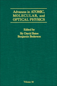 Advances in Atomic, Molecular, and Optical Physics - 1st Edition - ISBN: 9780120038305, 9780080561417