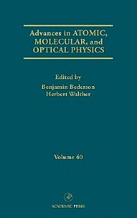 Advances in Atomic, Molecular, and Optical Physics, 1st Edition,Benjamin Bederson,Herbert Walther,ISBN9780120038404