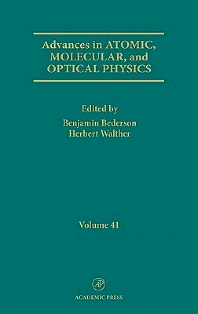 Advances in Atomic, Molecular, and Optical Physics - 1st Edition - ISBN: 9780120038411, 9780080561523