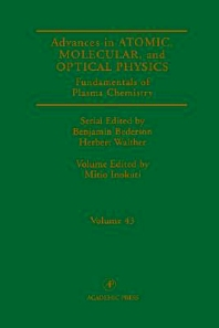 Advances in Atomic, Molecular, and Optical Physics - 1st Edition - ISBN: 9780120038435, 9780080561547
