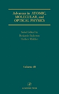 Advances in Atomic, Molecular, and Optical Physics - 1st Edition - ISBN: 9780120038480, 9780080526072