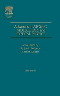 Advances in Atomic, Molecular, and Optical Physics - 1st Edition - ISBN: 9780120038497, 9780080471778