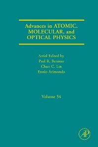 Advances in Atomic, Molecular, and Optical Physics - 1st Edition - ISBN: 9780120038541, 9780080467375