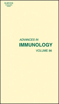 Cover image for Advances in Immunology