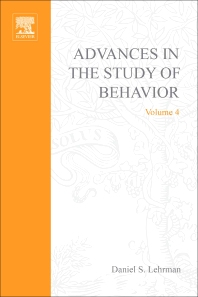 Advances in the Study of Behavior - 1st Edition - ISBN: 9780120045044, 9780080582658