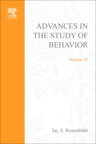 Advances in the Study of Behavior - 1st Edition - ISBN: 9780120045150, 9780080582764
