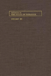 Advances in the Study of Behavior - 1st Edition - ISBN: 9780120045204, 9780080582818