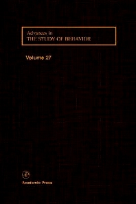 Advances in the Study of Behavior - 1st Edition - ISBN: 9780120045273, 9780080582887