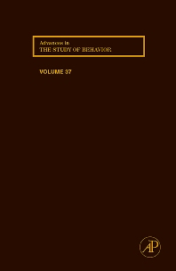 Advances in the Study of Behavior - 1st Edition - ISBN: 9780120045372, 9780080554372
