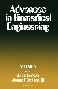 Advances in Biomedical Engineering - 1st Edition - ISBN: 9780120049028, 9781483214931