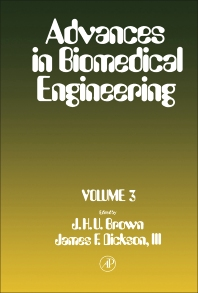 Advances in Biomedical Engineering - 1st Edition - ISBN: 9780120049035, 9781483214948