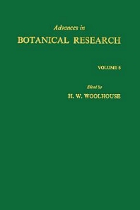 Advances in Botanical Research - 1st Edition - ISBN: 9780120059065, 9780080561608