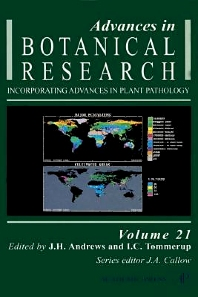 Advances in Botanical Research - 1st Edition - ISBN: 9780120059218, 9780080561752