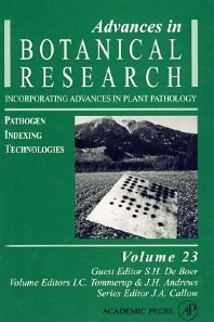 Pathogen Indexing Technologies, 1st Edition,S. De Boer,John Andrews,Inez Tommerup,ISBN9780120059232