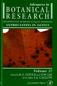 Anthocyanins in Leaves - 1st Edition - ISBN: 9780120059379, 9780080953052