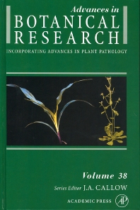 Advances in Botanical Research - 1st Edition - ISBN: 9780120059386, 9780080569086