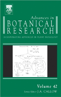 Advances in Botanical Research, 1st Edition,J. A. Callow,ISBN9780120059423
