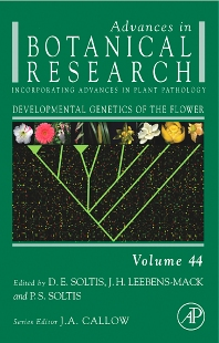 Developmental Genetics of the Flower - 1st Edition - ISBN: 9780120059447, 9780080464633