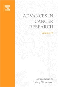 Advances in Cancer Research - 1st Edition - ISBN: 9780120066193, 9780080562018