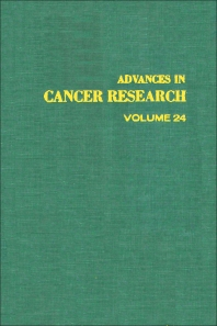 Advances in Cancer Research - 1st Edition - ISBN: 9780120066247, 9780080562063