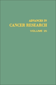 Advances in Cancer Research - 1st Edition - ISBN: 9780120066254, 9780080562070