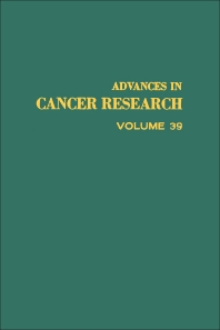Advances in Cancer Research - 1st Edition - ISBN: 9780120066391, 9780080562216