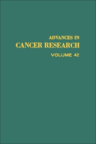 Advances in Cancer Research - 1st Edition - ISBN: 9780120066421, 9780080562247