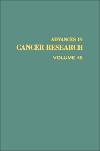 Advances in Cancer Research - 1st Edition - ISBN: 9780120066452, 9780080562278