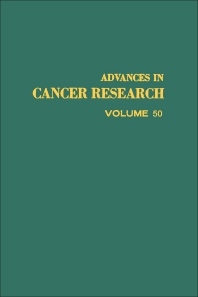 Advances in Cancer Research - 1st Edition - ISBN: 9780120066506, 9780080562322